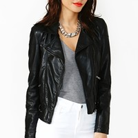 Rebel Rouser Moto Jacket