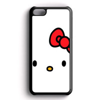 Cartoon Hello Kitty iPhone 5C Case
