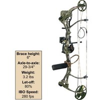 Cabela's: Bear® Archery Home Wrecker Bow Package