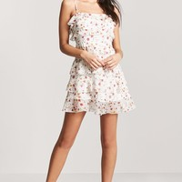 Tiered Flounce Dress