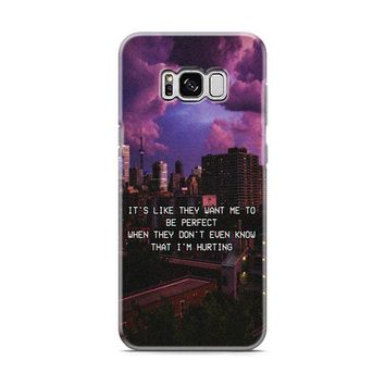 Justin Bieber (follow) Samsung Galaxy S8 | Galaxy S8 Plus Case