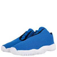 Air Jordan Kids Future Low Grade School - Photo Blue Black White