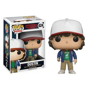 POP! Vinyl - Stranger Things - Dustin #424