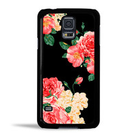 Large Carnation Flowers Case for Samsung Galaxy S5