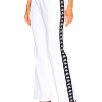 Faith Connexion Kappa Pant in White | FWRD