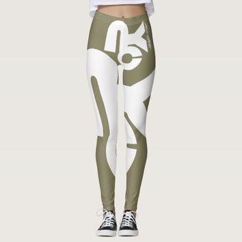 NEW YORK LEGGING NYC HAVIC LOGO BY. ACD