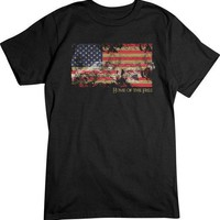 Men's Home Free Basic Black T-Shirt