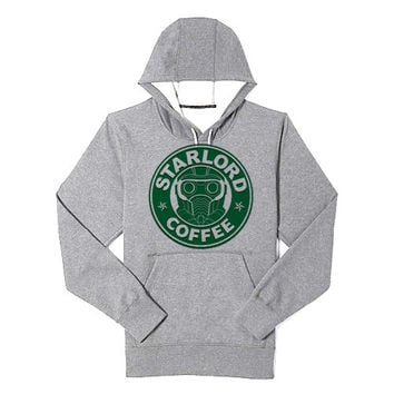 Starlord Coffee hoodie heppy feed and sizing.