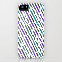 iPhone 5 Case - Corrupted Lines - hipster iPhone 5 case, iphone 5 case, geometric iPhone 5 case