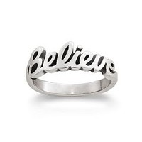 """Believe"" Ring 