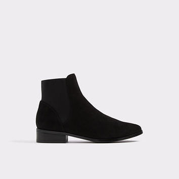 Nydia Midnight Black Women's Ankle boots | ALDO Canada