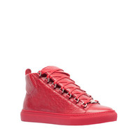 Balenciaga High Sneakers | ROUGE GRENADE | Men's Arena Sneakers