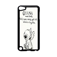 Lilo Series Ohana Lilo and Stitch iPod Touch 5 Case