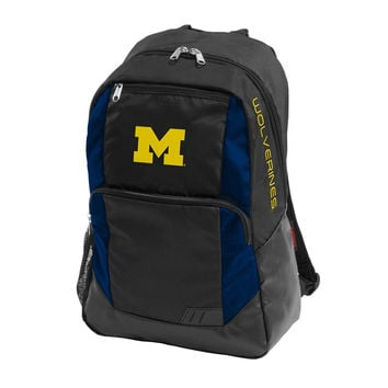 Michigan Wolverines NCAA Closer Backpack