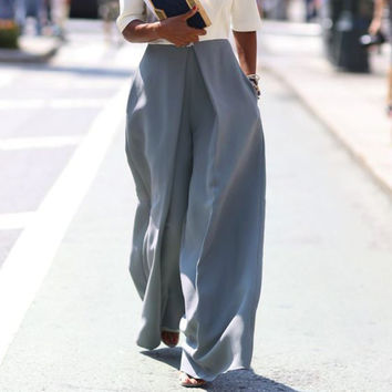 Wide Leg Loose Casual Street High Waist Pants
