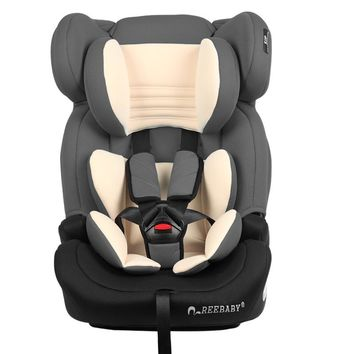 five point type car Child safety seat with CCC ECE certification for 9 months -12 years boys girls