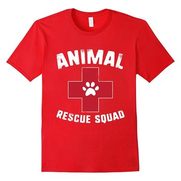Animal Rescue Shirt - Animal Rescue Squad T shirts Female