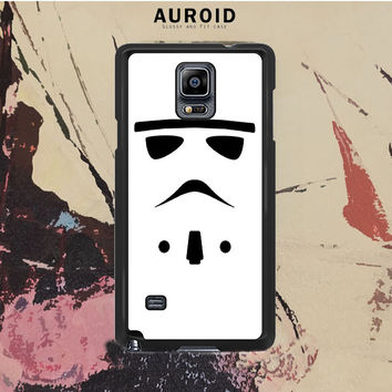 Star Wars Stormtrooper 03 Samsung Galaxy Note 4 Case Auroid