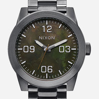 Nixon Corporal Ss Watch Green Combo One Size For Men 25833954901