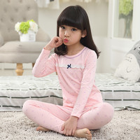 New Kids Girls Pajamas Sets Princess Pyjamas Kids Pajama Infantil Sleepwear Home Clothing Cartoon Cotton Baby Pajama 4-14T