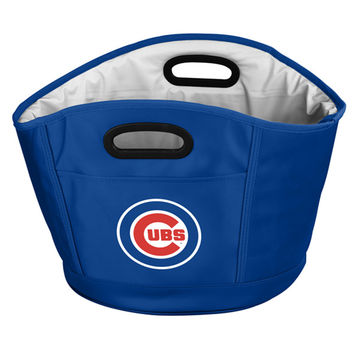 Chicago Cubs MLB Collapsible Beverage Cooler Party Bucket