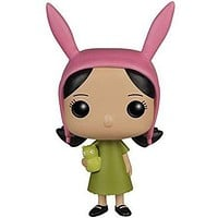 Funko POP Animation Bob's Burgers Louise Action Figure