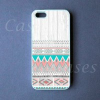 CUSTOM IPHONE 5 5s CASE AZTEC Deisgn Iphone 5 5s Cover Funny LOVELY Pretty Cute BEST Rubber Protective Iphone 5S case