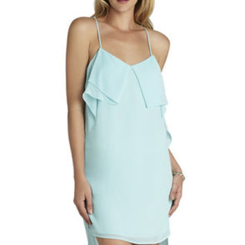 Flounce Front Dress - BCBGeneration