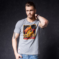 Costume Summer Men's Fashion Short Sleeve T-shirts [10488640643]