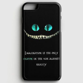 Alice In Wonderland Poster Art Disney iPhone 6 Plus/6S Plus Case