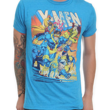 Marvel X-Men Annual Shattershot Slim-Fit T-Shirt