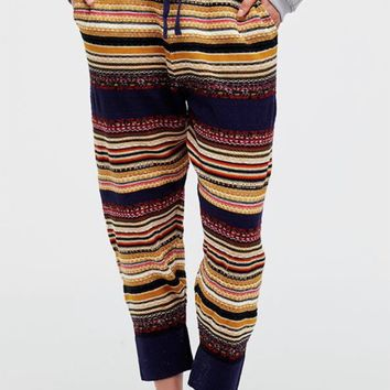 Free People All Mixed Up Joggers