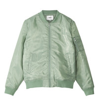 WeSC - The Bomber - Granite Green