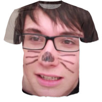 Danisnotonfire T-shirt
