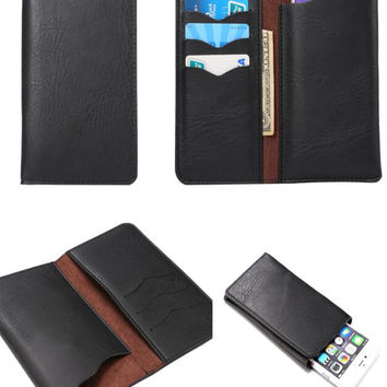 For Micromax Sanvas Spark 2 Pro Q351 Case 2016 New PU Leather Protection Phone Case With Card Holder Case