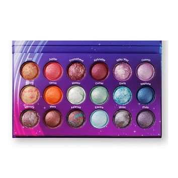 BH COSMETICS Galaxy Chic Baked Eyeshadow Palette | Makeup