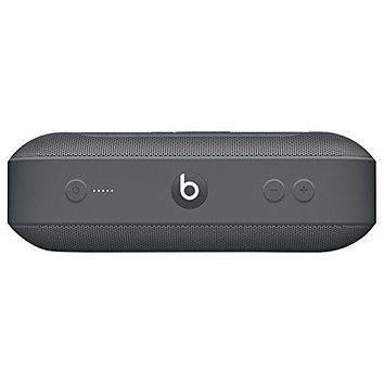 Beats Pill+ Speaker - Neighborhood Collection - Asphalt Gray