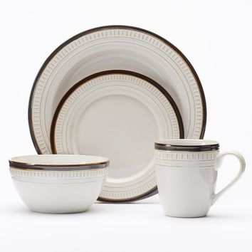 Food Network™ Biscotti 16-pc. Dinnerware Set