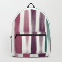 Brush strokes Backpack by edrawings38