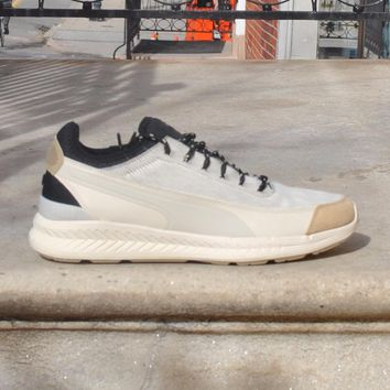 Puma - Ignite Sock Camping - Whisper White/Brown