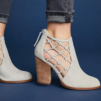 Joe's Jeans Knotted Cutout Booties