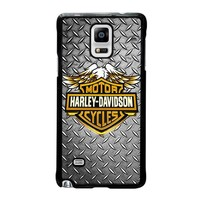 HARLEY DAVIDSON Samsung Galaxy Note 4 Case Cover