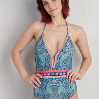 Boho Jamaica My Day One-Piece Swimsuit