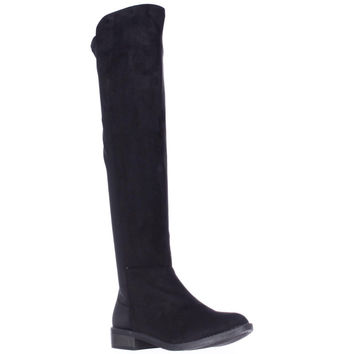 ZiGi Soho Oreta Tall Riding Boots, Black, 6 US