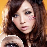 EOS New Adult Pink- Circle Lenses & Colored Contacts | PinkyParadise