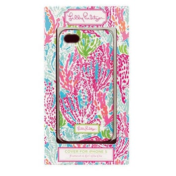 iPhone 5/5s Cover in Let's Cha Cha by Lilly Pulitzer