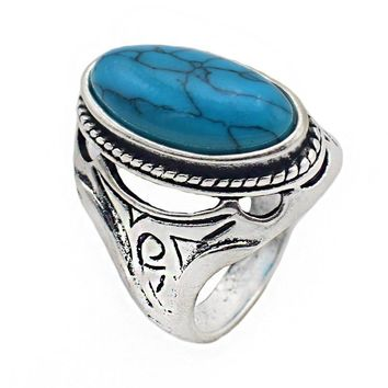 Ring for Men and Women / turquoise