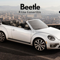 Beetle R-Line Convertible