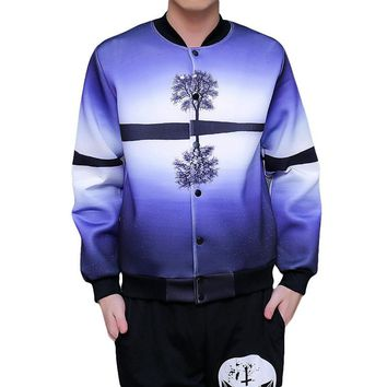 Harajuku Style Winter Jacket Men Full Length Single Breasted Mandarin Collar Male 5xl Coats Christmas Design Fashion Clothing