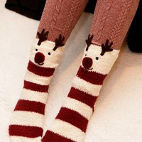 Oh Deer Socks | Monday Dress Boutique